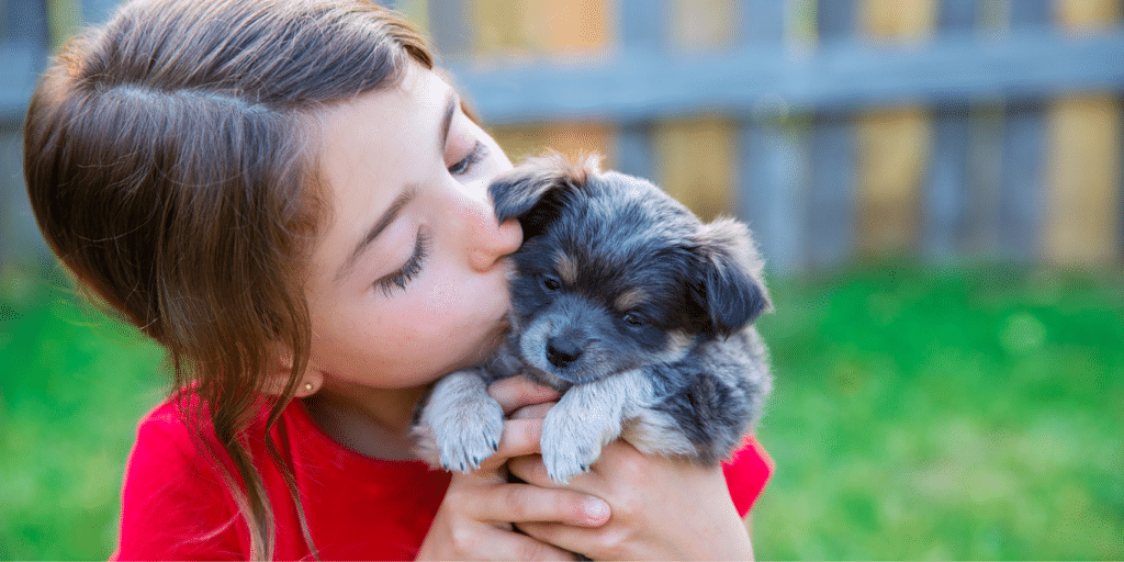 activities for kids who love dogs