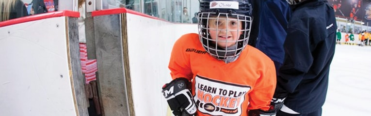 The Rinks Hockey Camp