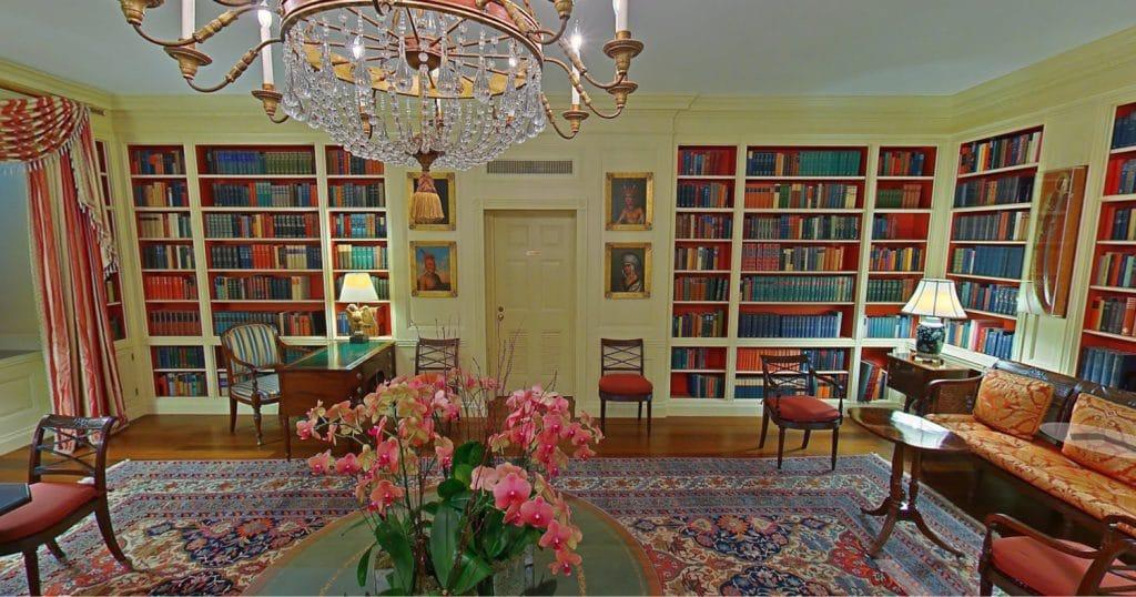 library-white-house-virtual-tour