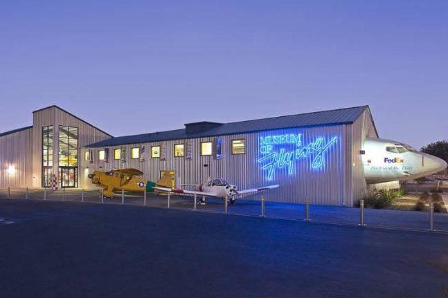 Museum of Flying in Santa Monica